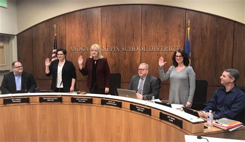 School Board oaths